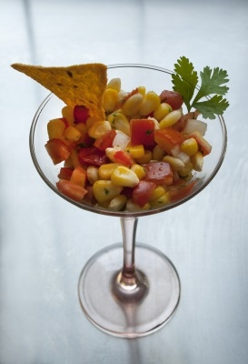 Gourmet dishes by 1 Tablespoon Gourmet Catering