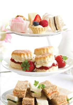 Food for High Tea Afternoon Parties by Foodhall
