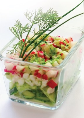 Salads in a Jar by Foodhall