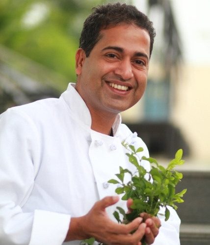 Chef Michael Swamy