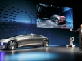 World premiere of the Mercedes-Benz F 015World premiere of the Mercedes-Benz F 015