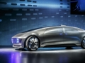 World premiere of the Mercedes-Benz F 015
