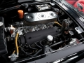 Engine of 1962 Ferrari 400 Superamerica SWB Cabriolet by Pininfarina