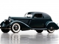 1934 Packard Twelve Individual Custom Sport Coupe by LeBaron