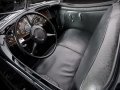 Interiors of 1935 Duesenberg Model SJ Town Car by Bohman & Schwartz