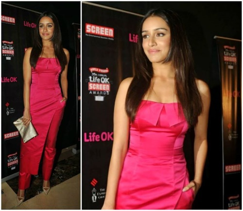 Actress Shraddha Kapoor in a Sailex outfit