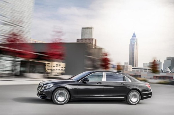 The market release of Mercedes-Maybach S-Class is scheduled for February, 2015.