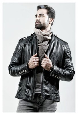 Biker's Black No. 4 at The V Renaissance. Price: Rs. 85,000