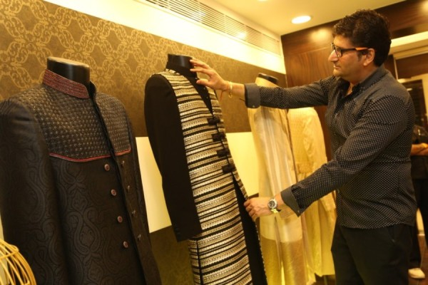 Paresh Lamba at the Bespoke Studio Launch in Bangalore