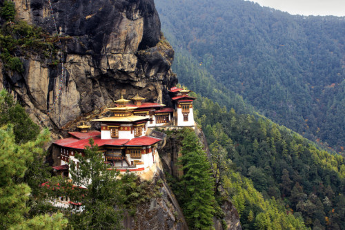 Guests will get an opportunity to see Bhutan's famous Tiger's Nest, the Taktsang Monastery