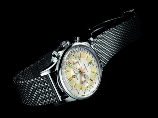 The Transocean Chronograph Edition by Breitling is issued in a limited 2,000-piece production run