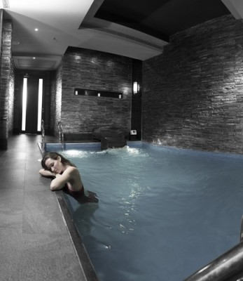 The Hydrotherapy Room at Zehen