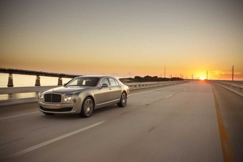 Expected cars in 2015: The Bentley Mulsanne Speed