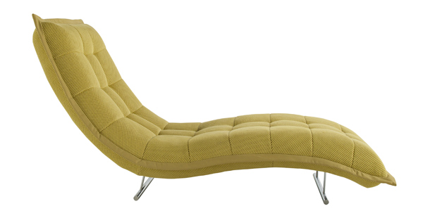Seven chairs with extraordinary flair lifespice for Chaise longue roche bobois