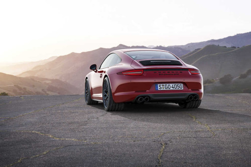 Expected cars in 2015: 911 Carrera GTS Cabriolet