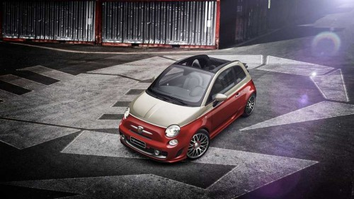Expected cars in 2015: Fiat Abarth 595