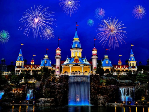 New Year Parties in India: Adlabs Imagica