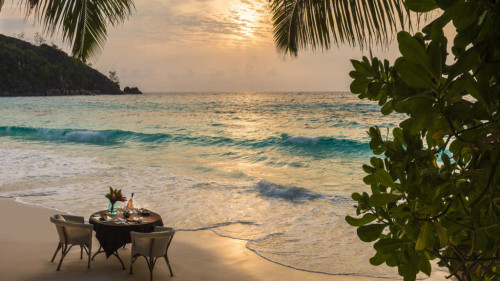 Private jet experiences - Four Seasons Resort Seychelles
