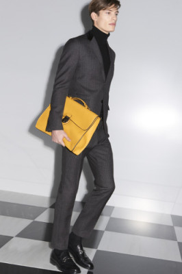 Briefcase from Gucci Men's Pre-Fall 2014 Collection