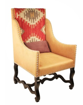 Lounge Chairs: Occasional Chairs from Kil-ham Collection by Furncraft De'Collage