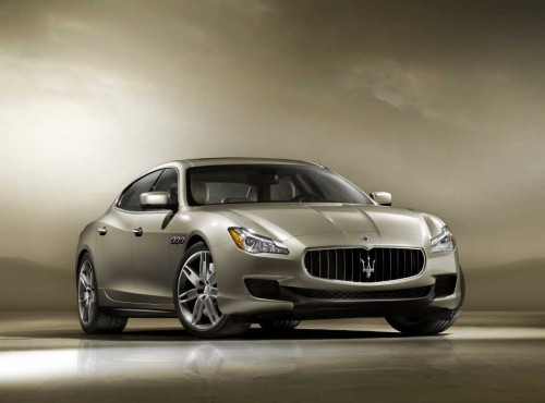 Expected cars in 2015: Maserati Quattroporte