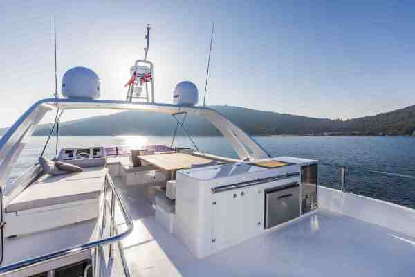 The Numarine 70 Flybridge