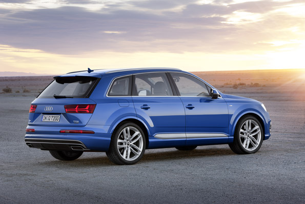 The new Audi Q7 is likely to be launched in India in the third quarter of 2015.