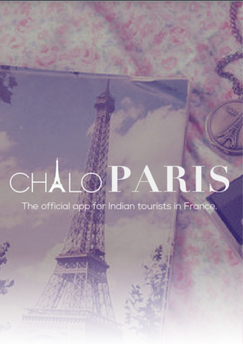 Chalo Paris: A special app for Indians travelling to France