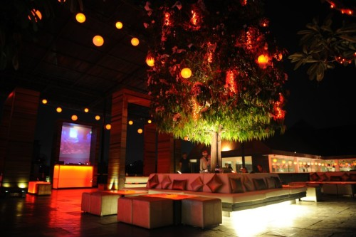 New Year Parties: Stone Water Grill, Pune