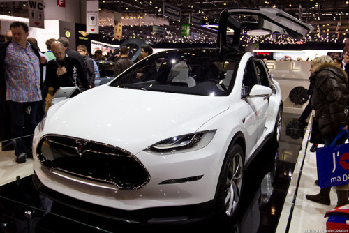 Expected cars of 2015: Tesla Model X