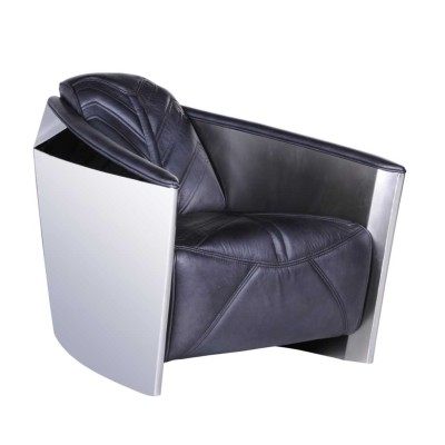 Lounge chairs: Titan Armchair by The Furniture Republic