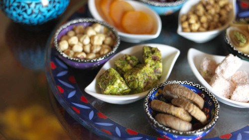 Private jet experiences - Turkish delicacies at Four Seasons Istanbul