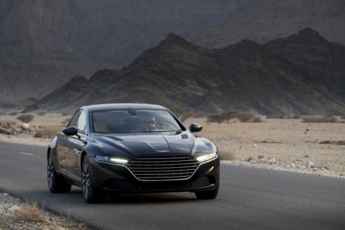 Expected cars in 2015: Aston Martin Lagonda