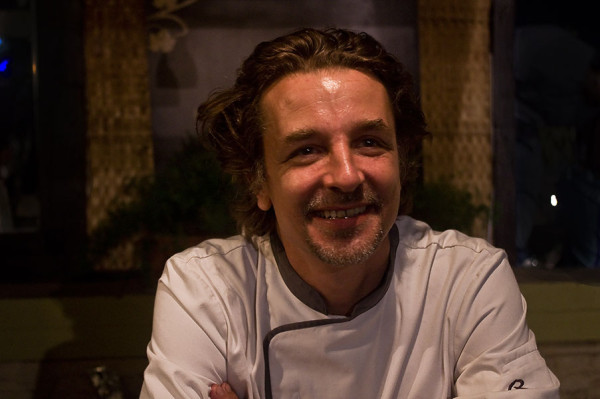 Chef Morgan Rainforth of 'La Plage' in Goa and 'Soleil by La Plage'