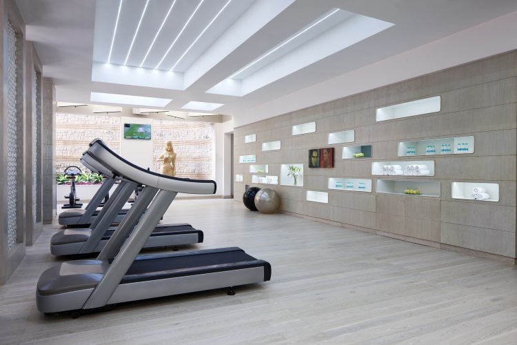 Fitness Centre at JW Marriott Mumbai