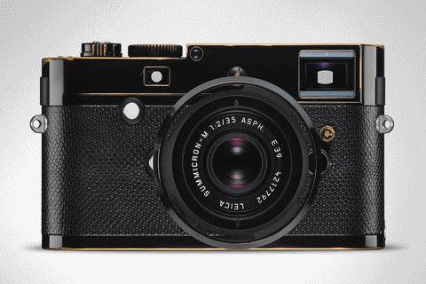 Leica M-P 'Correspondent' by Lenny Kravitz for Kravitz Design