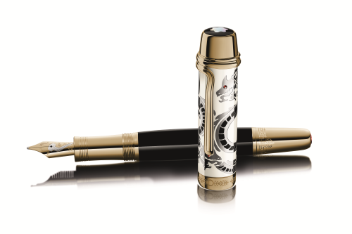 Montblanc Patron of Art Luciano Pavarotti Limited Edition 888