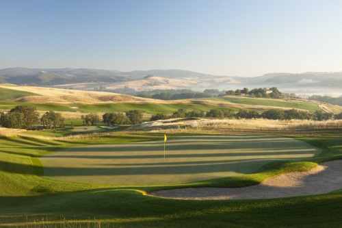 Golf Course at Castiglion del Bosco