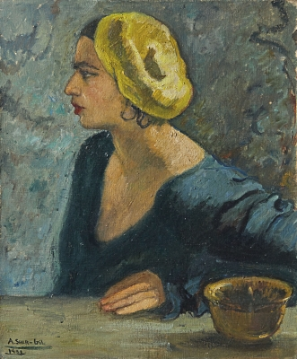 South Asian Modern and Contemporary Art sale will be led by the self-portrait of Amrita Sher-Gil