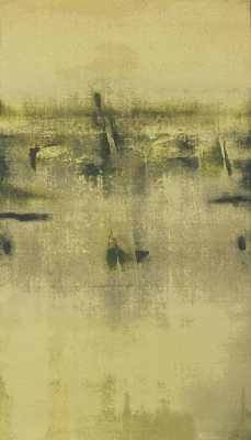 A painting by Vasudeo S. Gaitonde will also be featured at the South Asian Modern and Contemporary Art sale