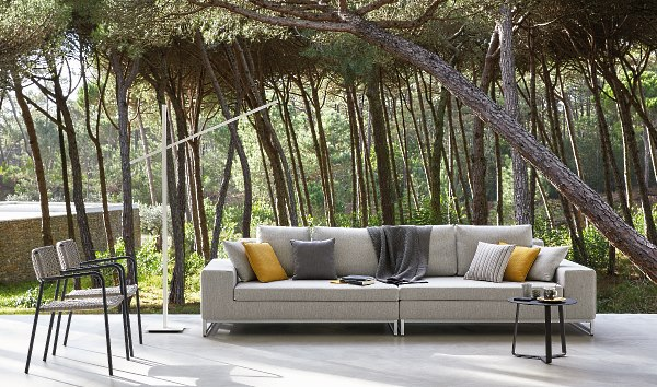 Awesome Manutti Zendo Large Outdoor Sofa By Go Modern Furniture