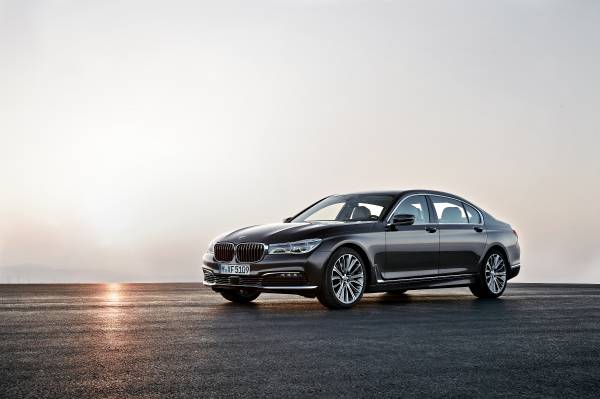 The 2016 BMW 7 Series
