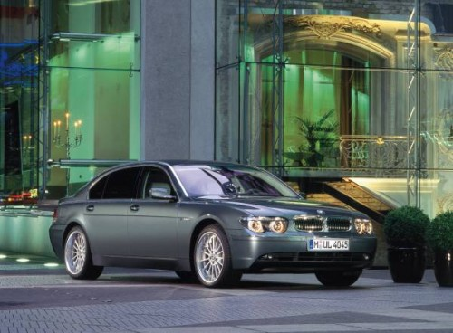 Fourth generation BMW 7 Series, E66.
