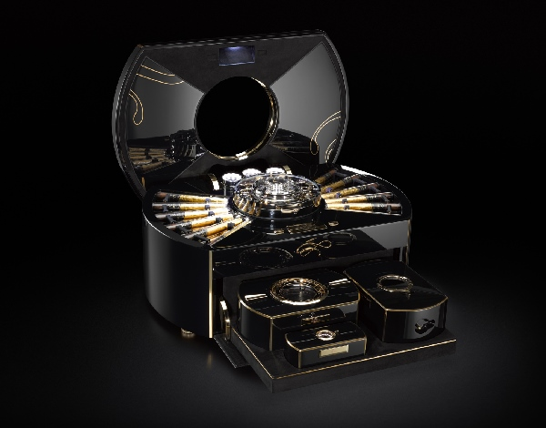Emperador Cigar Chest