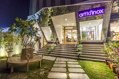 Arttd'inox's new flagship store on MG Road, New Delhi