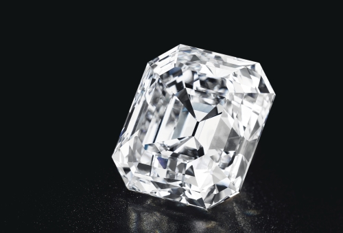 The Pohl Diamond from the collection of H.S.H. Gabriela Princess zu Leiningen