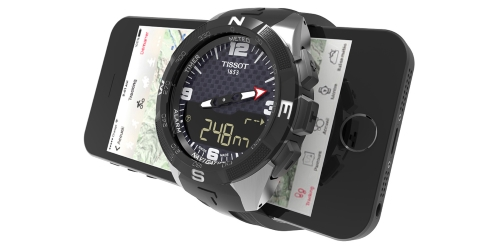 Smart Touch by Tissot