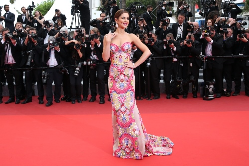 Cheryl Cole at Cannes Film Festival 2016