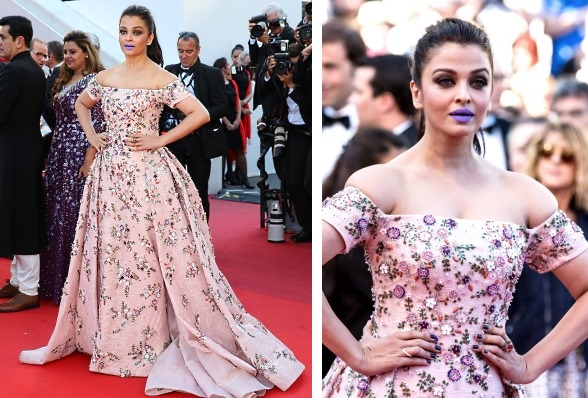 Aishwarya Rai at Cannes Film Festival 2016