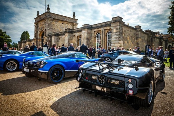 Cars and Coffee will be held at Blenheim palace